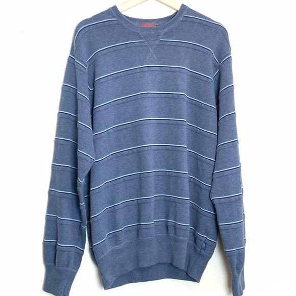 Izod Other - Men's IZOD 100% Cotton Knit Sweater Size XL
